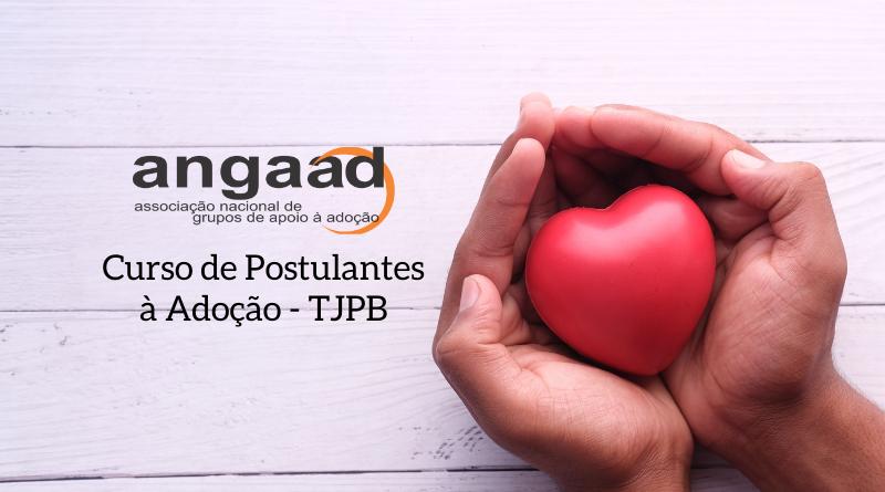 Curso de Postulantes à Adoção no TJPB